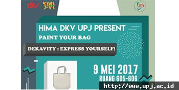 Dekavity: Express Yourself!!
