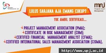 Seminar Sertifikasi Manajemen
