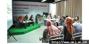 Workshop Pengelolaan Kegiatan Pengabdian Masyarakat