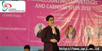 Jaya Accounting Competition and Carnival Week 2018